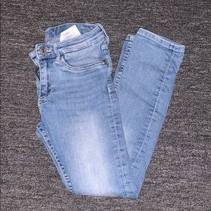 H&M |  Girls Denim Jeans (Youth)